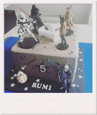 Star Wars Celebration cake - All Things Cake - Cake Baker Epsom