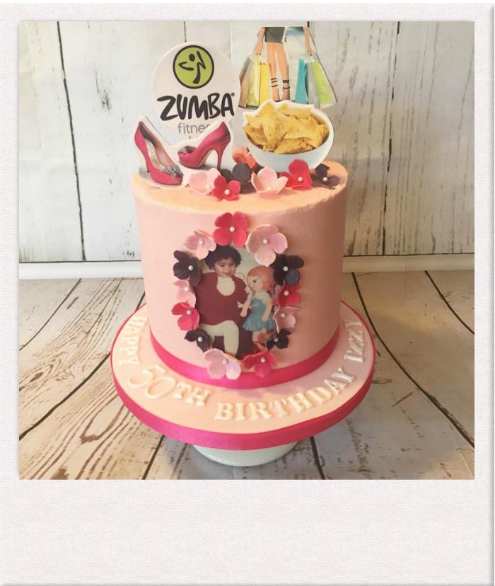 Pleasing Celebration Cake 50Th Birthday Amazing Tasting Cakes Epsom Funny Birthday Cards Online Aboleapandamsfinfo