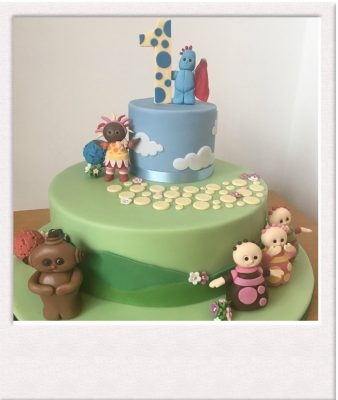 In the Night Garden All Things Cake - Baker in Epsom