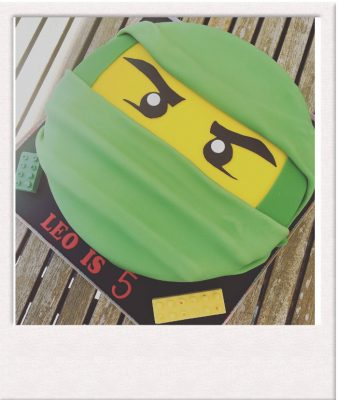 Ninjago Celebration Cake All Things Cake - Cake Baker Epsom